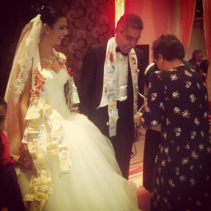 Turkish Wedding I attended in Izmir, Turkey.    A Glittering World Photo