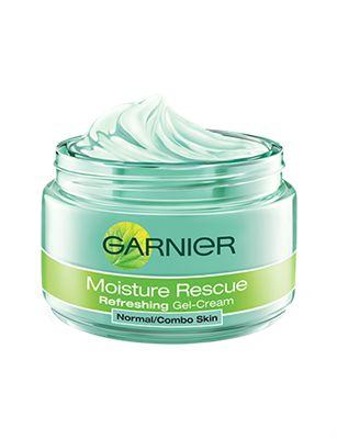 Garnier - Moisture Rescue Refreshing Gel Cream - great moisturizer for oily skin