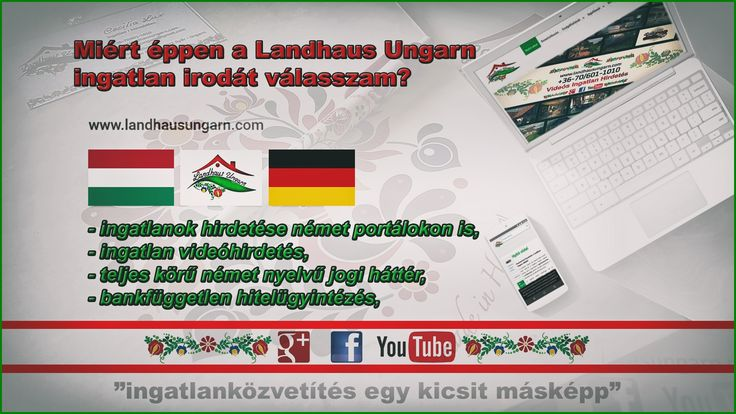 Német ügyfelek részére keresek kiadó-eladó ingatlanokat Győr és vonzáskörzetében ! További információ: www.landhausungarn.com www.dieungarnimmobilien.de  Lux Cecília ingatlanközvetítő 70/601-1010
