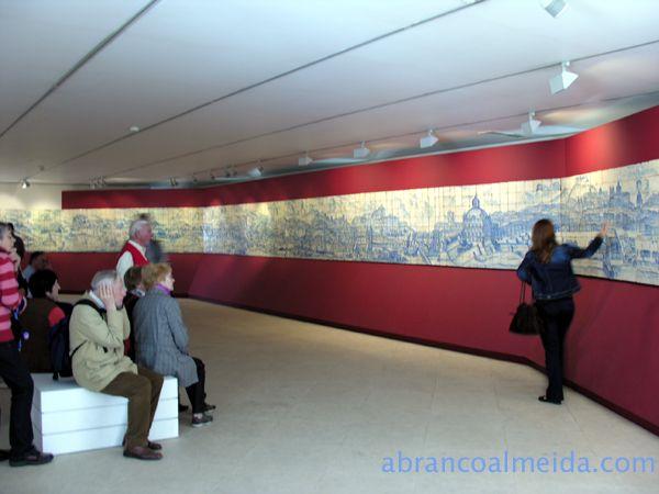 Grande Panorama de Lisboa - Museu Nacional do Azulejo