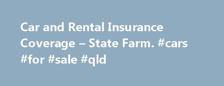 State Farm Cover Out Of State Rental Car