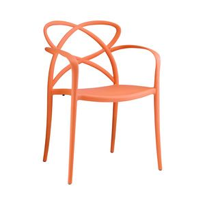 Quasar Armchair In Orange A New Place To Be Our