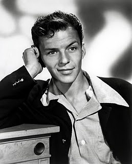 Young Frank Sinatra - My Mom's favorite!