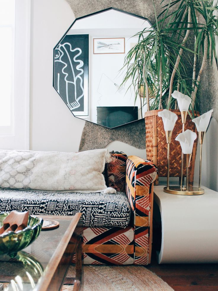 Liz Kamarul's New Orleans Home on Design*Sponge