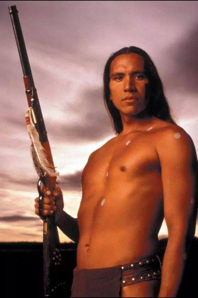 Michael Greyeyes - Plains Cree