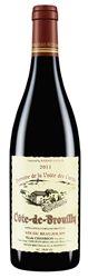 """Nicole Chanrion """"Domaine de la Voute des Crozes"""" Cote de Brouilly 2011 (Burgundy, France) - 91 Points - #Wine"""