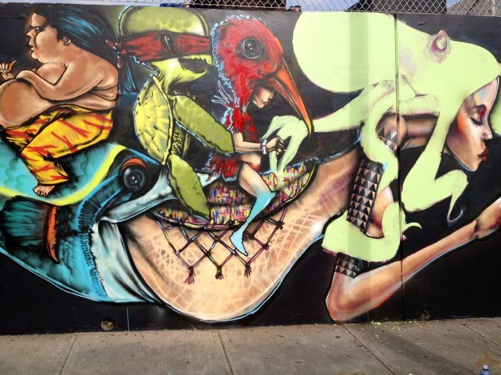 17 best images about david choe on pinterest pat perry for David choe mural