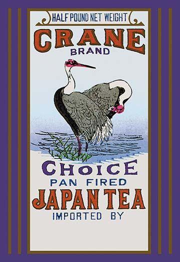 Crane Brand Tea