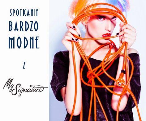 polish brand of fashion MY SIGNATURE #clothing #woman #polish #fashion #designer #unique #spotkaniabardzomodne
