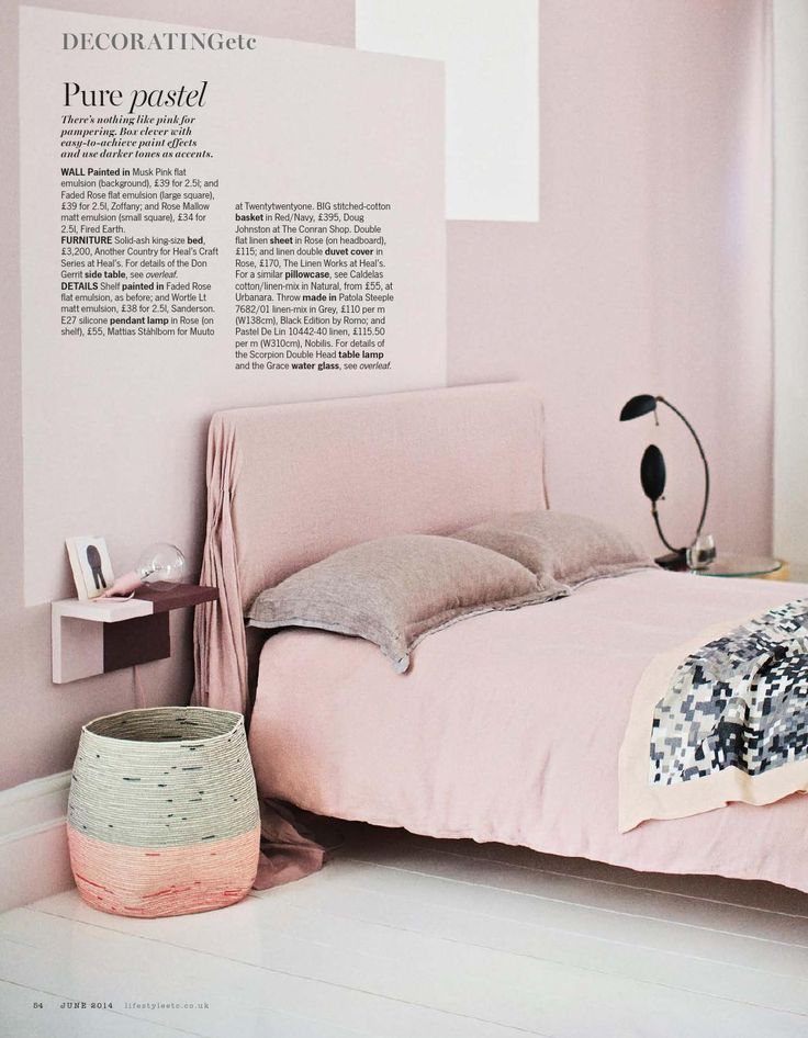Modern Bedroom Pink 498 best pink bedrooms for grown-ups images on pinterest | pink
