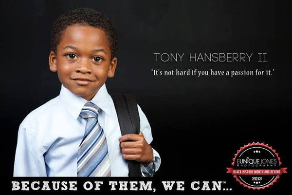 Tony Hansberry II - Tony D. Hansberry is not your average college freshman. Perceived at as a child prodigy after developing an innovative suture method that decreases hospital stay and increases efficiency during operations for hysterectomies, the then 14-year-old said he just wanted to bring a prize back home from the science fair.