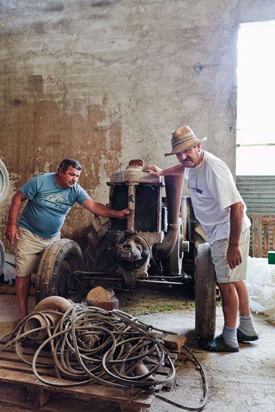 Meet our farmers Novellini Giorgio e Mario