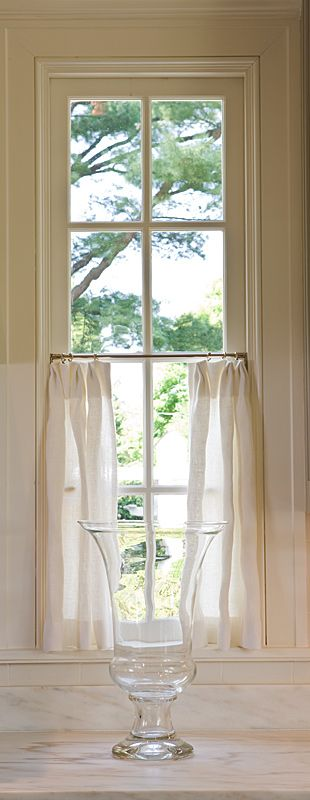 Best 25 Cafe Curtains Ideas On Pinterest Cafe Curtains