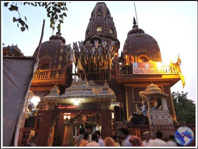 Viagens e Beleza: Visitando um Templo Hindu, em Delhi!