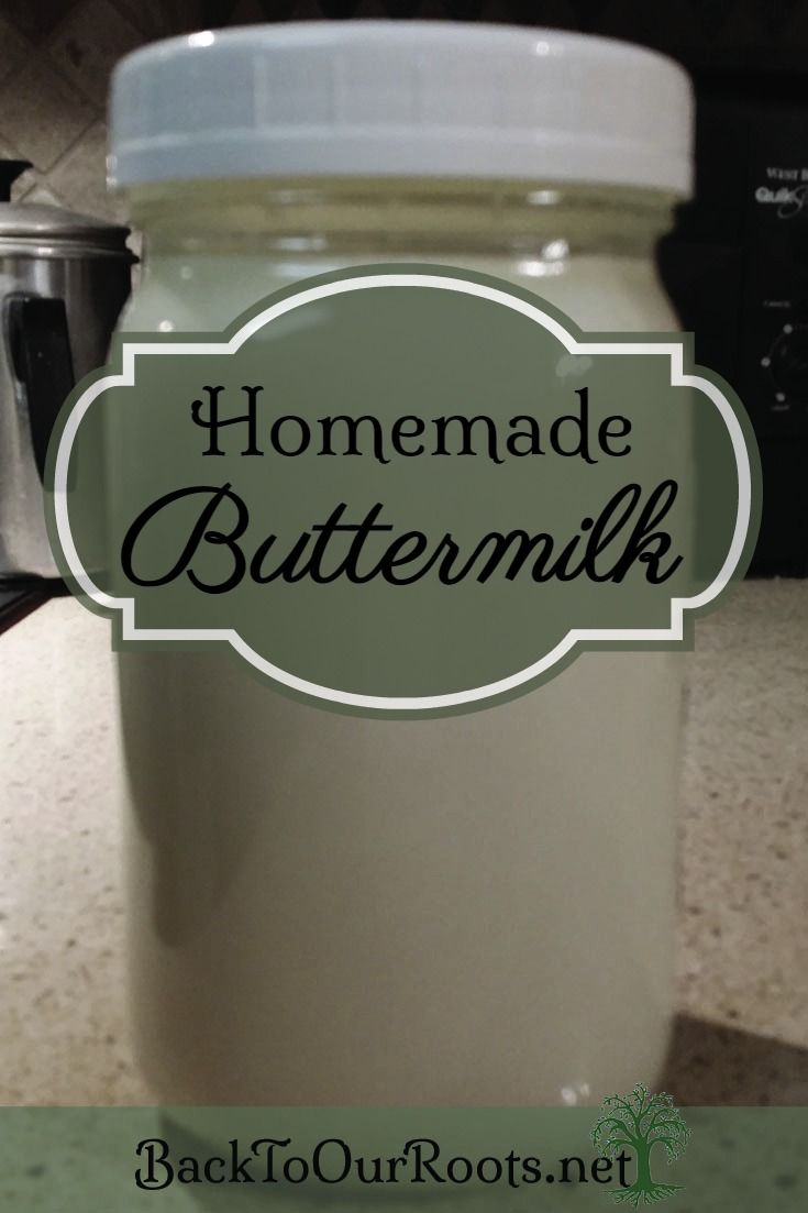 Have you ever thought about making your own homemade cultured buttermilk. It's very simple and I walk you through the process step-by-step.
