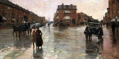 Rainy+Day,+Boston,+1885