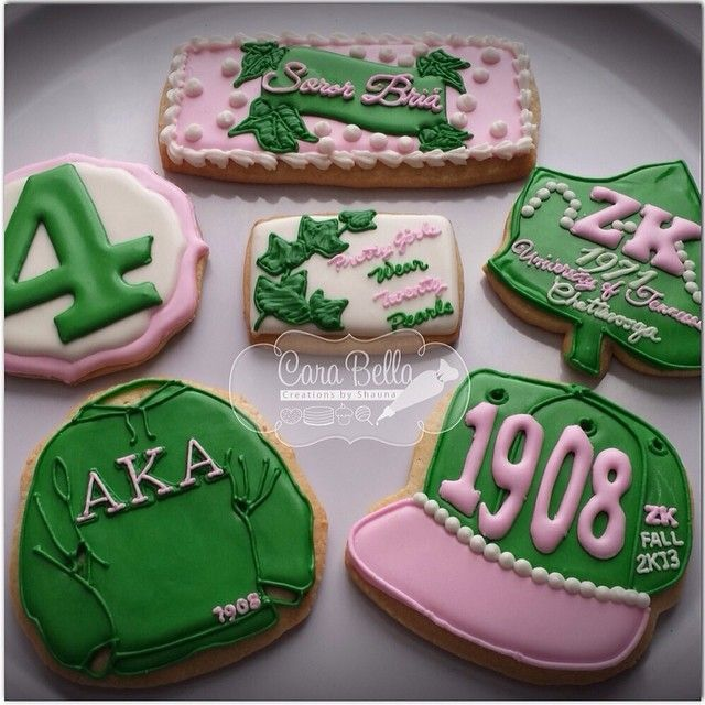 AKA cookies