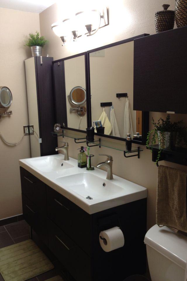 Beautiful 44 Ikea Bathroom Ideas Pinterest 2021 - Modern ...