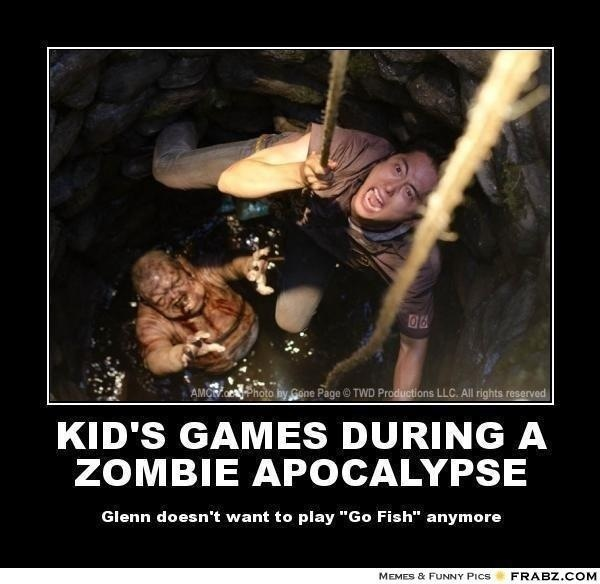 209 best images about zombie research on pinterest for How do you play go fish