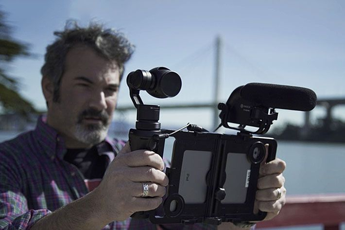 Padcaster VERSE: a mobile production studio in a case by Jose Antunes - ProVideo Coalition
