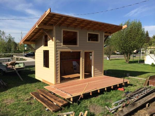 31 best Tiny House Exteriors images on Pinterest Small houses