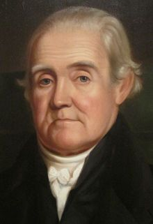 """NOAH WEBSTER, Jr. was a lexicographer, textbook pioneer, English-language spelling reformer, political writer, editor, and prolific author. He has been called the """"FATHER OF AMERICAN SCHOLARSHIP & EDUCATION"""".   In the U.S., Webster's name is synonymous with """"dictionary,"""" his having first published an AMERICAN DICTIONARY OF THE ENGLISH LANGUAGE  in 1828.  Webster is considered one of the Founding Fathers of the nation."""