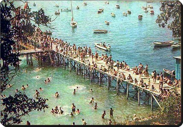 Moda plajı - 1960'lar