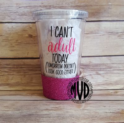 Best Home  Gifts Images On Pinterest Tumblers Color Charts - Vinyl letters for cups