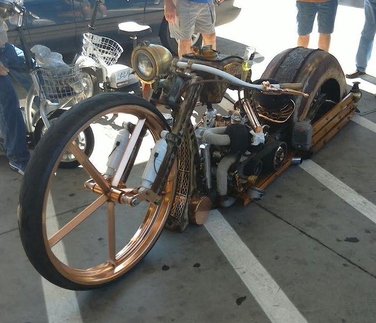 diesel rat bike
