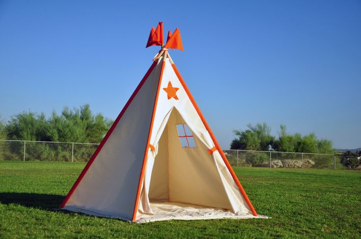 Sunshine Canvas Kids Teepee, Kids Play Tent, Childrens Play House, Tipi,Kids Room Decor by Teepee4U on Etsy https://www.etsy.com/listing/244874128/sunshine-canvas-kids-teepee-kids-play
