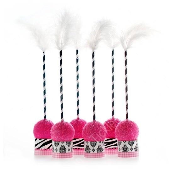 Vavavoom Vintage Baby Pink Cakepop Kit    love! #cakepop #partyware