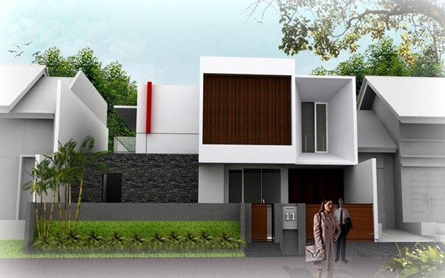 Desain Rumah Minimalis Kontemporer Tipe 60 » Gambar 10