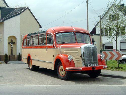 Oldtimer-Bus West Energie und Verkehr Geilenkirchen - Kreis Heinsberg