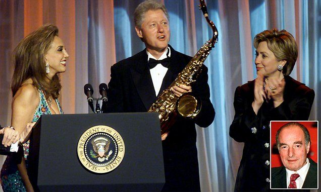Revealed: papers from FBI probe into Bill Clinton's Marc Rich pardon #DailyMail
