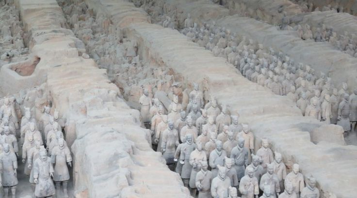 Exército de Terracota – Xi-An | Igo2China