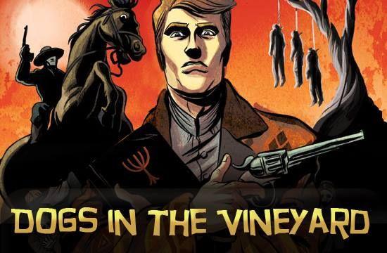 Wspieram.to Dogs in the Vineyard / Gry Książkowe