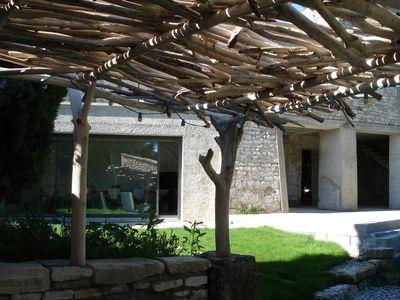 The 25+ best Pergola dans le jardin ideas on Pinterest   Terrasse ...
