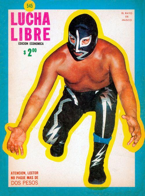 El Rayo de Jalisco, LUCHA LIBRE Magazine #545
