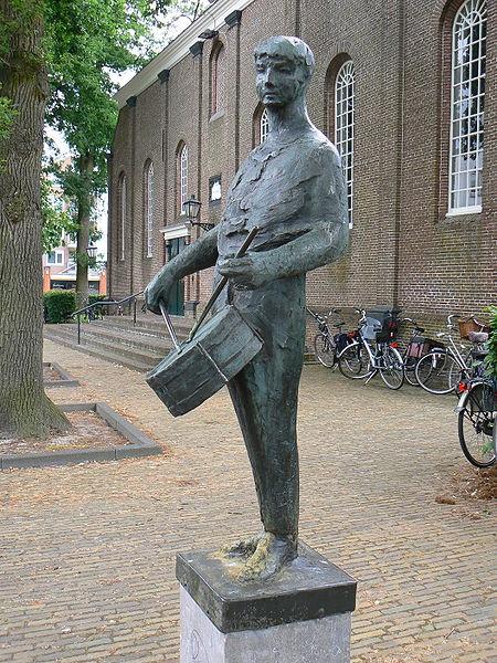 Johan Sterenberg   Trommelslager  Hoogeveen