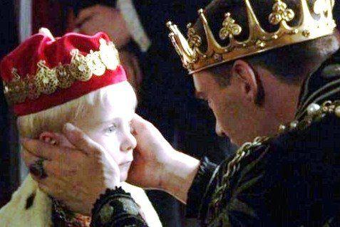 Children of Henry VIII - The Tudors