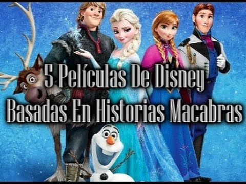 5 Películas De Disney Basadas En Historias Macabras | Rota 9213