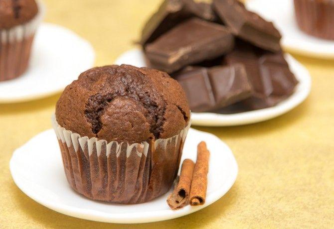 14 duplán csokis muffin, amiből nem lehet eleget enni