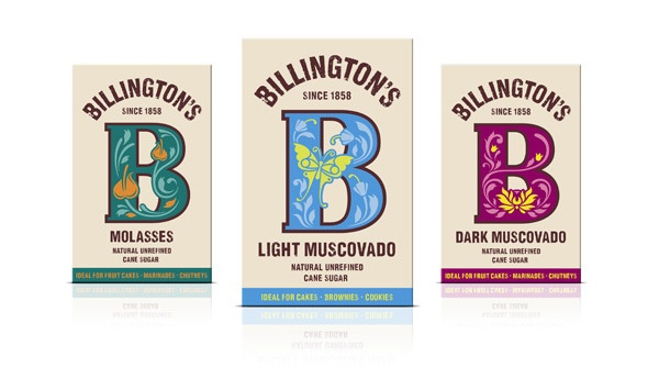 Billingtons designed by JKR
