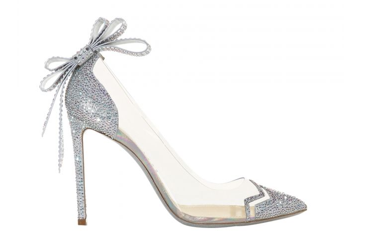 The most beautiful of bridal shoes by Nicholas Kirkwood