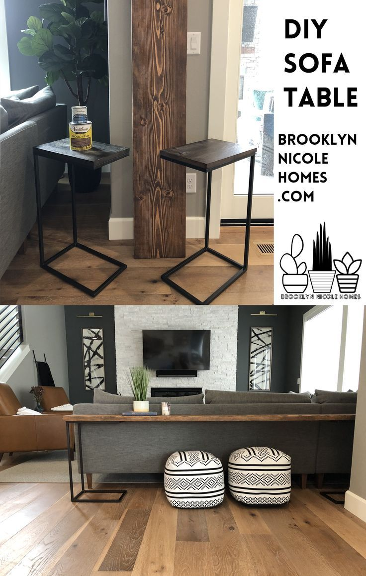 The Easiest Way To Make Diy Sofa At Home With Material Available At Home In 2020 Diy Sofa Table Diy Sofa Long Sofa Table