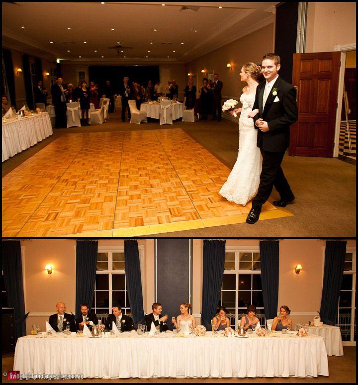 Grand entrance & bridal table at The Sebel Kirkton Park | Image: Living Light Photography