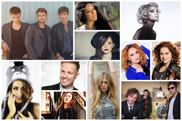 POLL: Who is your favourite Eurovision 2016 act so far? (15 February)