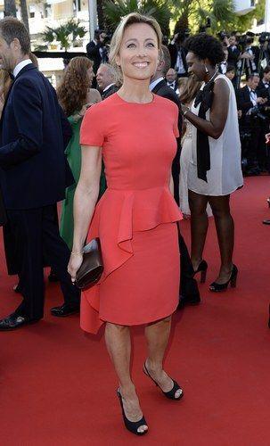 Anne-Sophie Lapix #Cannes2013