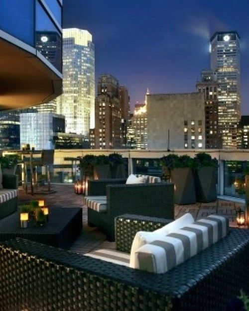 Hotel Sofitel in New York