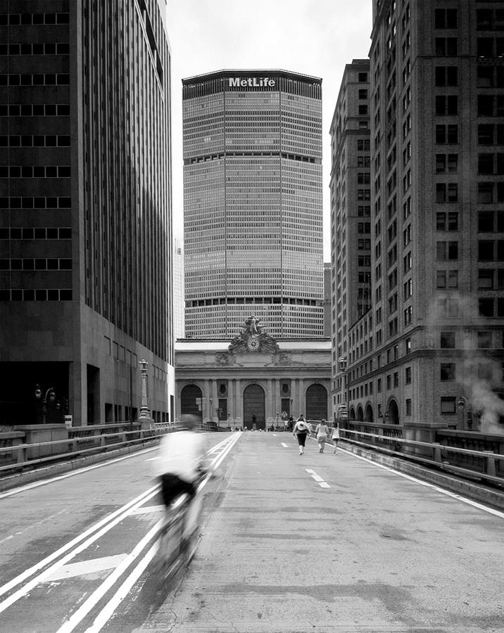 PanAm Building (Metlife building) by Walter Gropius